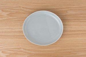 OVAL | 楕円皿(中) グレー
