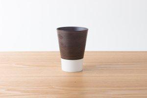 tumbler   フリーカップ 錆線紋(上)
