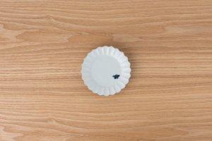 古染付 | 菊型小皿 小花