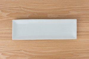古白磁 | 長皿