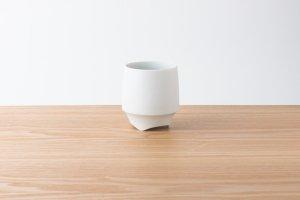 香酒盃 | Lサイズ | 白素磁釉