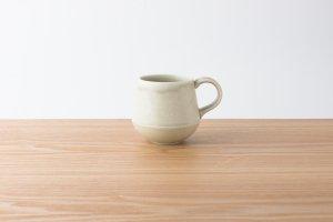 素磁 | マグカップ 茶素磁釉