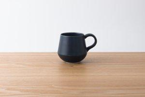 素磁 | マグカップ 藍素磁釉