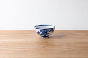 MAMAKIDS | KIDS茶碗 はな(青)