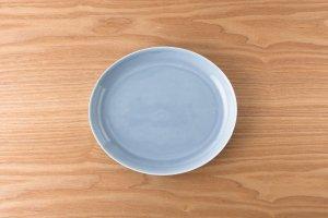 OVAL | 【数量限定】楕円皿(中) ブルー