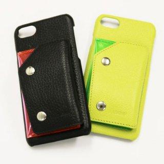 フラップポケットアイフォーンケース【iphone6,7,8,SE機種対応】(GISELe2020年1月号掲載)