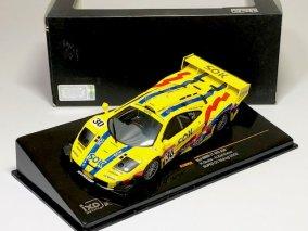 【直輸入品】日本国内未発売 イクソ 1/43 マクラーレンF1 GTR #30 JGTC2002 黒澤治樹・岡田秀樹