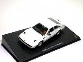 【直輸入品】LEO MODELS 1/43 ランボルギーニ ハラマ GTS 1972 (ホワイト)