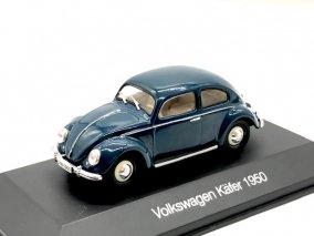 【直輸入品】*再入荷* Altaya1 /43 VW 1958 (ダークブルー)