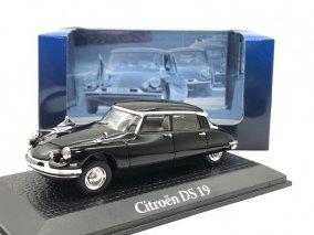【直輸入品】ATLAS 1/43 シトロエンDS19 Presidential CARS 1962