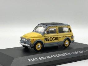 【直輸入品】Altaya 1/43 フィアット500 Giardiniera Necchi 1960