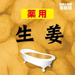 薬用入浴剤 生姜の香 1kg×10