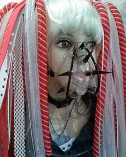 OXY Tube&Spike マスク