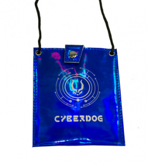 CYBERDOG : Holographic CLUB BAG