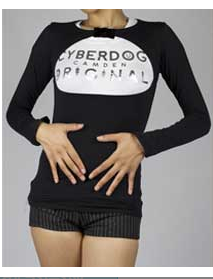 CYBERDOG : Exposure Top