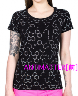 CYBERDOG : Girls S/S Tee Antimatter