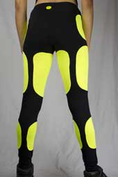 CYBERDOG : Sculputure Leggings