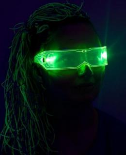 CYBERDOG : Visor 専用LEDライト