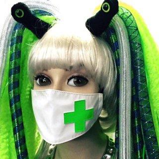 h : PVC マスク +S