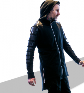CYBERDOG : ELEMENT Zip Hoody