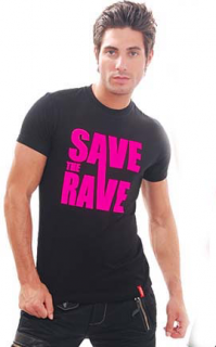 <img class='new_mark_img1' src='https://img.shop-pro.jp/img/new/icons38.gif' style='border:none;display:inline;margin:0px;padding:0px;width:auto;' />amok :SAVEtheRAVE T-Shirts