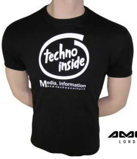 <img class='new_mark_img1' src='https://img.shop-pro.jp/img/new/icons38.gif' style='border:none;display:inline;margin:0px;padding:0px;width:auto;' />amok :Techno Inside T-Shirts