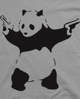 Bad Panda Records T-シャツ