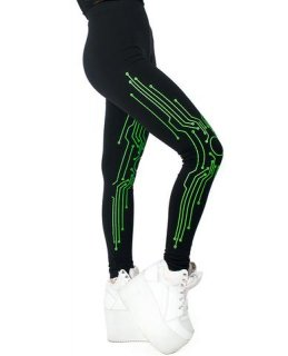 CYBERDOG : Body Circuit Leggings