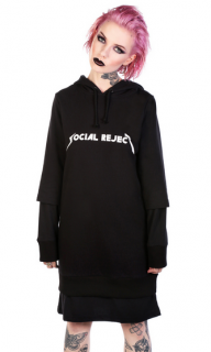 Disturbia:Reject Hoody Dress
