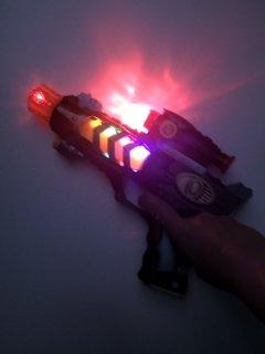 BUSTER:LEDサウンドガン