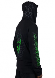 Cyberdog:CONTAGIOUS FUTURE L/S HOODY