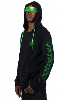 Cyberdog:FUTURE HOODY CONTAGIOUS