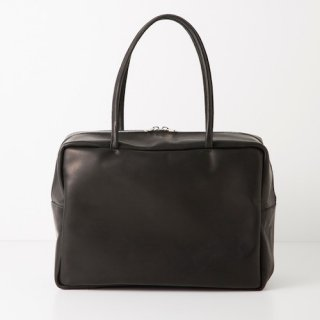M068 MORMYRUS GLOSS LEATHER TOTE