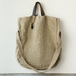 M005 MORMYRUS hemp 2way tote