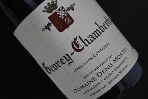 ドゥニ・モルテ ジュヴレ・シャンベルタン2011