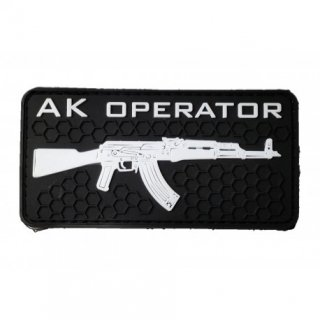 AK Operator PVC Patch