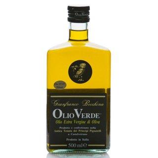 <img class='new_mark_img1' src='https://img.shop-pro.jp/img/new/icons55.gif' style='border:none;display:inline;margin:0px;padding:0px;width:auto;' />【FRESCA限定】まさにグリーンオリーブのジュース Olio Verde Olio Extra Vergine di Oliva 500ml