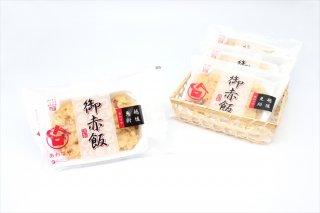 【越後名物】醤油おこわ4個セット(冷凍)【エコ包装】