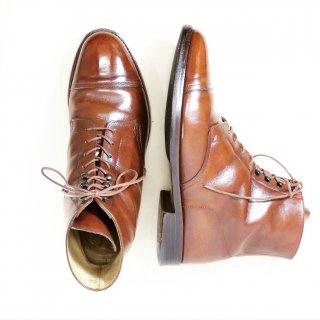 """""""中古品"""" Paraboot(パラブーツ)× et vous(エヴー)Lace Up Boots(レースアップブーツ)旧ロゴ Size:8"""