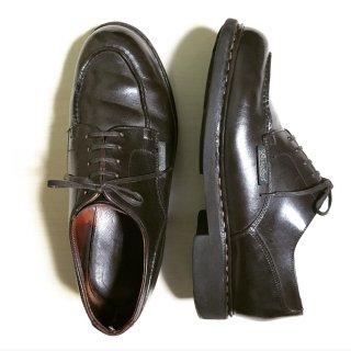 """""""中古品"""" Paraboot(パラブーツ)Utip Shoes(Uチップ シューズ) CHAMBORD(シャンボード)旧タグ デカタグ Size:7.5 カフェ"""