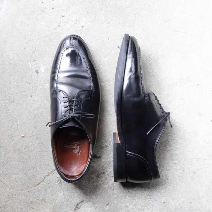 "<img class='new_mark_img1' src='https://img.shop-pro.jp/img/new/icons1.gif' style='border:none;display:inline;margin:0px;padding:0px;width:auto;' />""中古品"" Allen Edmonds(アレンエドモンズ)Split Toe Shoes(スプリットトゥシューズ)US7.5 3E LaSalle ブラック"