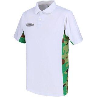 迷彩ポロシャツ