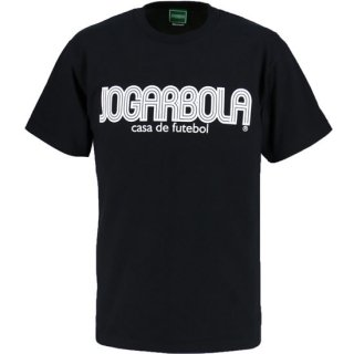 JOGARBOLAロゴTシャツ - BLK<img class='new_mark_img2' src='//img.shop-pro.jp/img/new/icons5.gif' style='border:none;display:inline;margin:0px;padding:0px;width:auto;' />