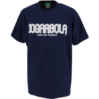 JOGARBOLAロゴTシャツ - NVY<img class='new_mark_img2' src='https://img.shop-pro.jp/img/new/icons5.gif' style='border:none;display:inline;margin:0px;padding:0px;width:auto;' />