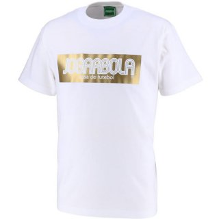 JOGARBOLAロゴTシャツ - WHT<img class='new_mark_img2' src='https://img.shop-pro.jp/img/new/icons5.gif' style='border:none;display:inline;margin:0px;padding:0px;width:auto;' />