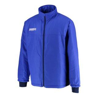JOGARBOLA ロゴ 中綿ウォーマージャケット-BLUE