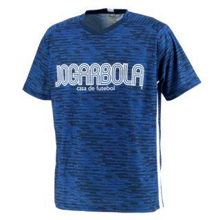 JOGARBOLA ロゴ ジオメトリー プラクティスシャツ - NVY