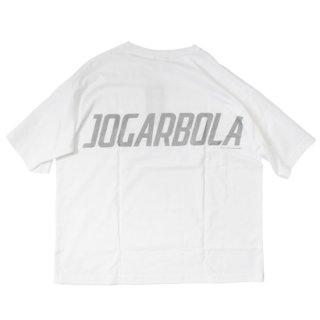 JOGARBOLA BIG LOGO TEE - WHT