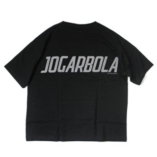 <img class='new_mark_img1' src='//img.shop-pro.jp/img/new/icons8.gif' style='border:none;display:inline;margin:0px;padding:0px;width:auto;' />JOGARBOLA BIG LOGO TEE - BLK