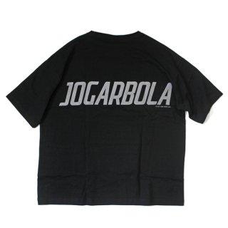 JOGARBOLA BIG LOGO TEE - BLK